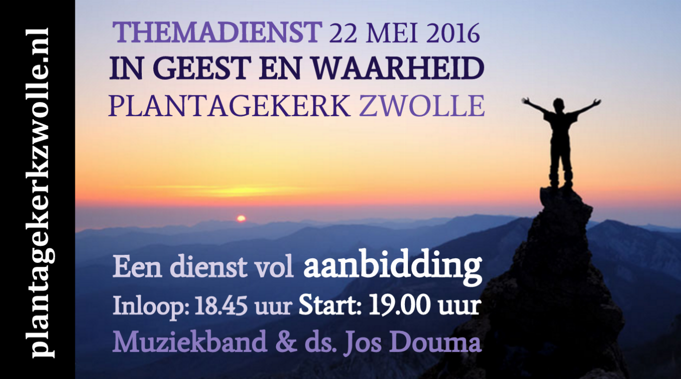themadienst22mei2016
